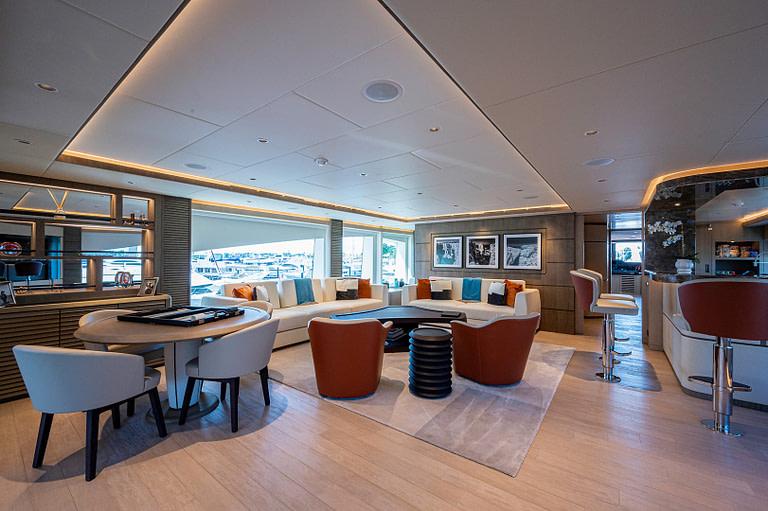 gulf craft majesty 140 price upper deck interior design christiano gatto